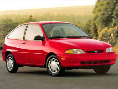 1994 Ford Aspire Hatchback