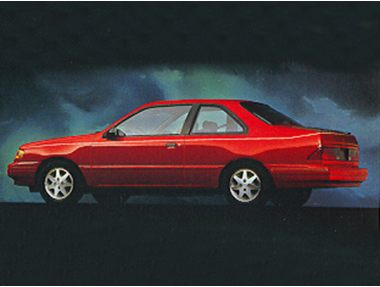 1994 Ford Tempo Coupe