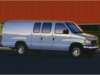 1994 Ford E-350 Van