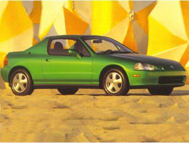 1994 Honda Del Sol Coupe