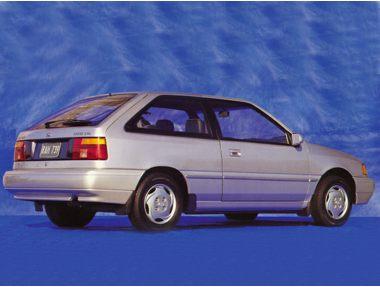 1994 Hyundai Excel Hatchback