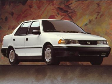 1994 Hyundai Excel Sedan