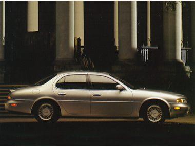 1994 Infiniti J30 Sedan