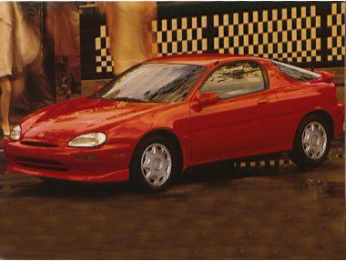 1993 Mazda MX-3 Precidia Hatchback