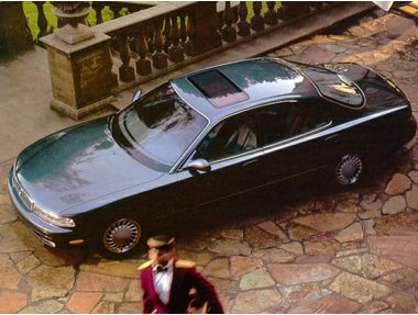 1994 Mazda 929 Sedan
