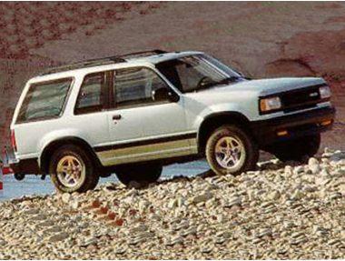 1994 Mazda Navajo SUV