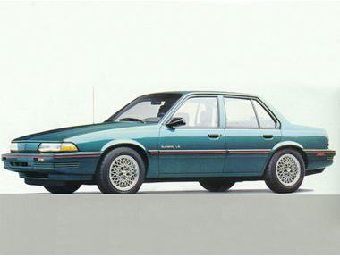 1994 Pontiac Sunbird Sedan