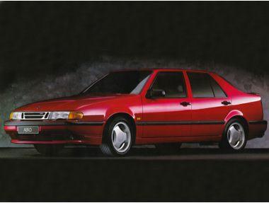 1994 Saab 9000 Hatchback