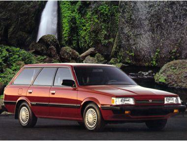 1994 Subaru Loyale Wagon