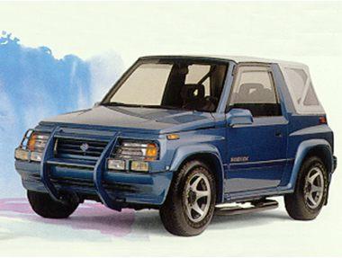 1994 Suzuki Sidekick SUV