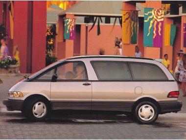 1994 Toyota Previa Van