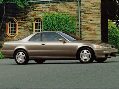 1995 Acura Legend Coupe