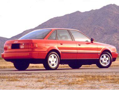 1995 Audi 90 Sedan