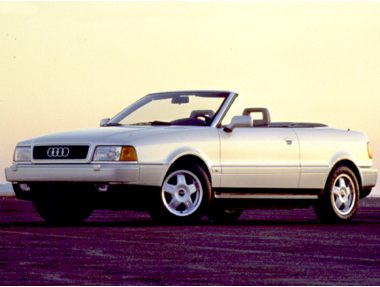 1995 Audi Cabriolet Convertible