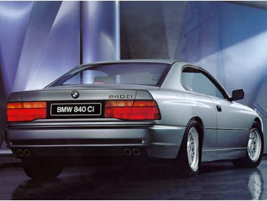 1995 BMW 840 Coupe