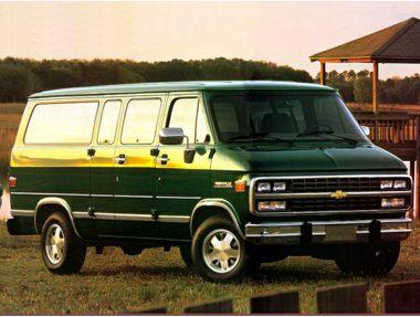 1995 Chevrolet Sportvan Van