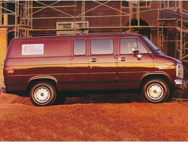1995 Chevrolet Chevy Van