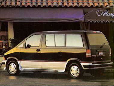 1995 Ford Aerostar Wagon