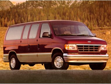 1995 Ford Club Wagon