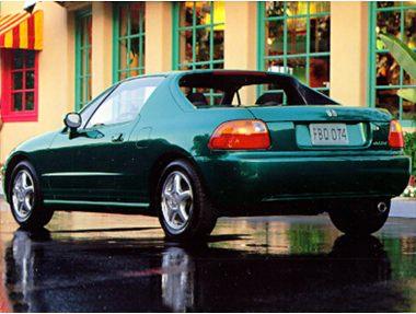 1995 Honda Del Sol Coupe