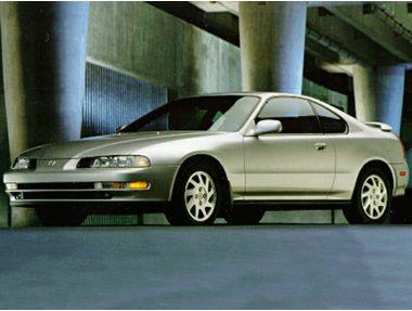 1995 Honda Prelude Coupe