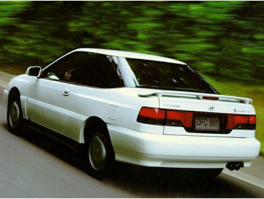 1995 Hyundai Scoupe Coupe