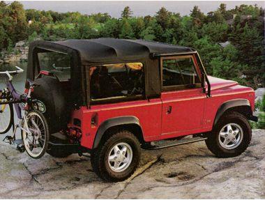 1994 Land Rover Defender 90 SUV