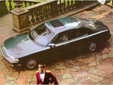 1995 Mazda 929 Sedan