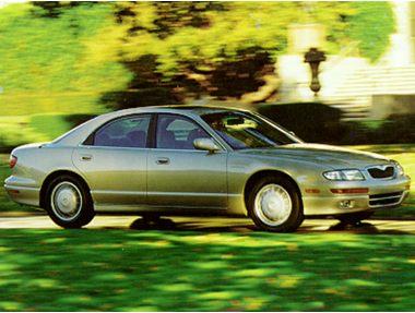 1995 Mazda Millenia Sedan