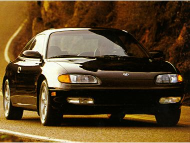 1995 Mazda MX-6 Coupe