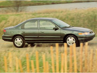 1995 Mercury Mystique Sedan