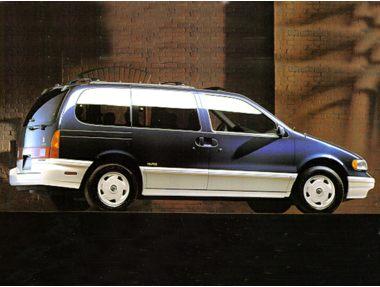 1995 Mercury Villager Van