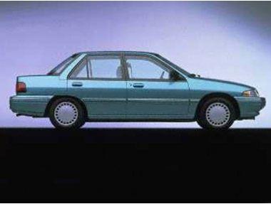 1995 Mercury Tracer Sedan