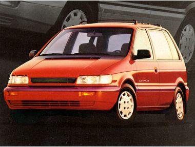 1995 Mitsubishi Expo Hatchback