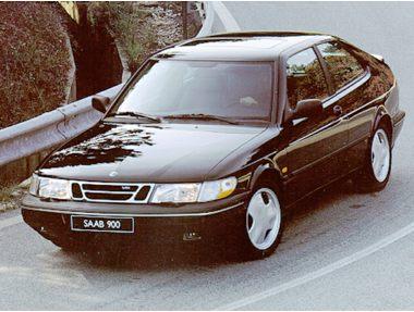 1995 Saab 900 Coupe