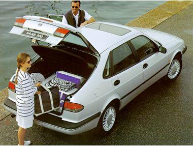 1995 Saab 900 Hatchback