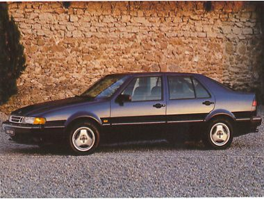 1995 Saab 9000 Hatchback
