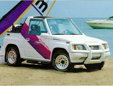 1995 Suzuki Sidekick SUV
