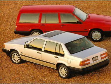 1995 Volvo 940 Sedan