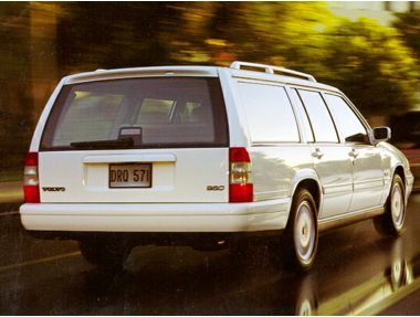 1995 Volvo 960 Wagon
