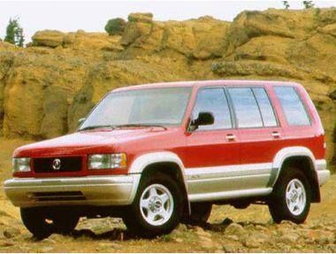 1996 Acura SLX SUV