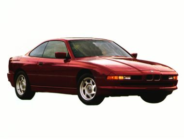 1996 BMW 840 Coupe