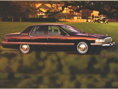 1996 Buick Roadmaster Sedan