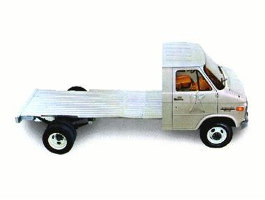 1997 Chevrolet Cutaway Truck