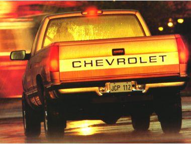 1997 Chevrolet K3500 Truck