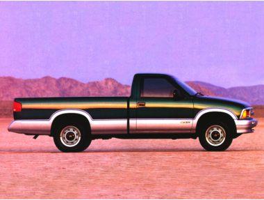 1997 Chevrolet T10 Truck