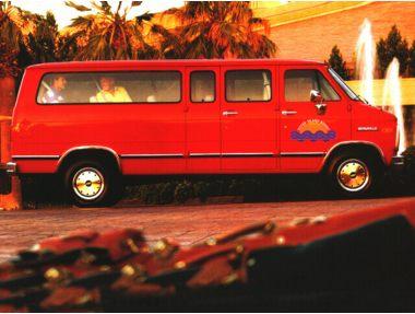1996 Chevrolet Sportvan Van