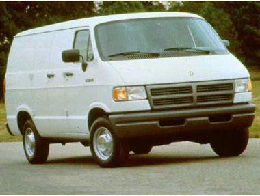 1996 Dodge Ram Wagon 3500 Van