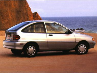 1996 ford aspire base std is estimated hatchback ratings. Black Bedroom Furniture Sets. Home Design Ideas