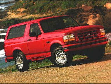 1996 Ford Bronco SUV
